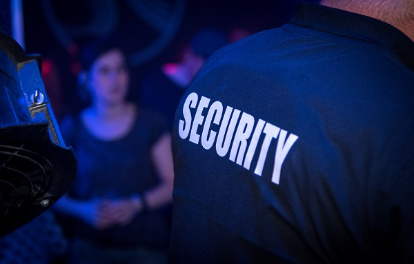 Events Security London